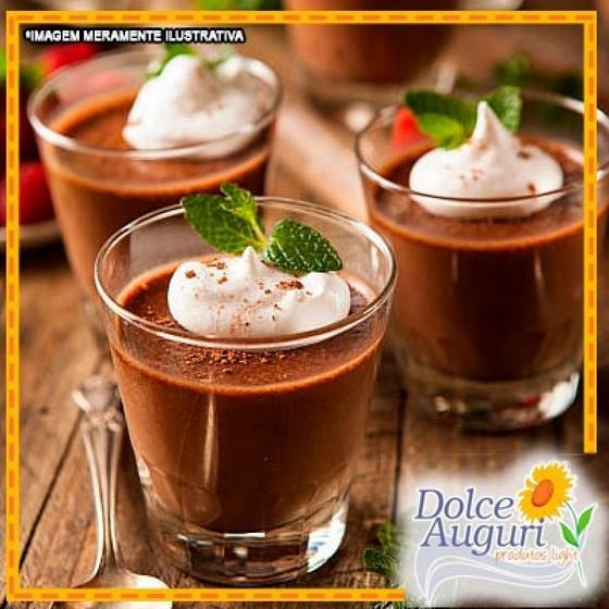 Mousse de Chocolate sem Açúcar Diet São Caetano do Sul - Mousse para Festa de Aniversário Diet