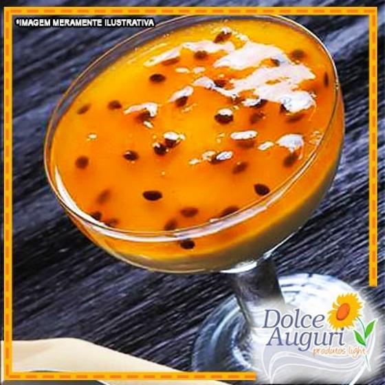 Mousse de Maracujá sem Açúcar Diet Alphaville - Mousse para Festa de Aniversário Diet