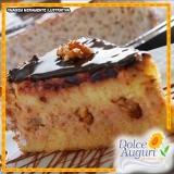 cotar encomenda de bolo de nozes sem açúcar São Miguel Paulista