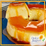 empresa para encomendar pudim para alérgicos a leite e ovo zero açúcar Caieiras