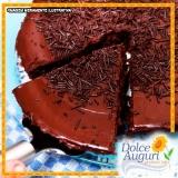 encomenda de bolo de brigadeiro sem açúcar Sacomã