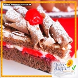 encomenda de bolo de aniversário sem açúcar