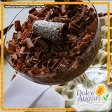 valor de mousse de chocolate Guararema